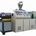 SJZ series conical twin screw extruder